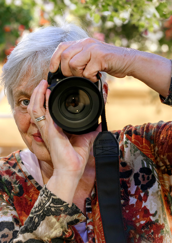 Retired? take up a new hobby like photographer