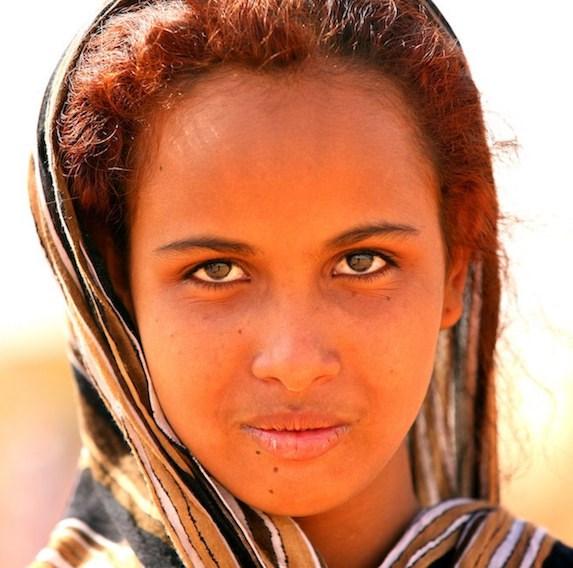 mauritania standard of beauty