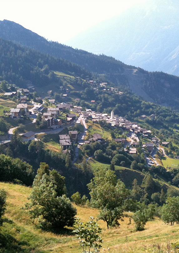 Albinen, Switzerland