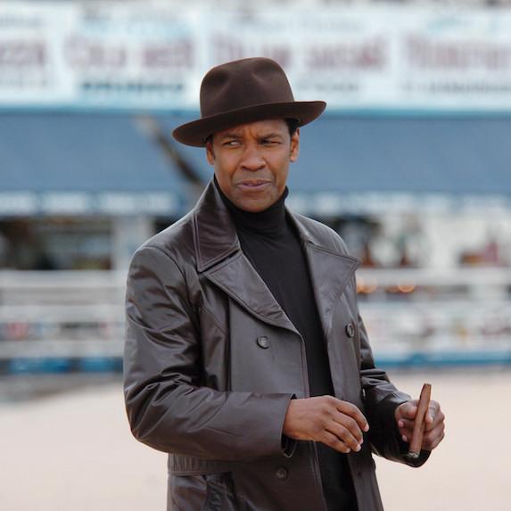 Denzel Washington in American Gangster