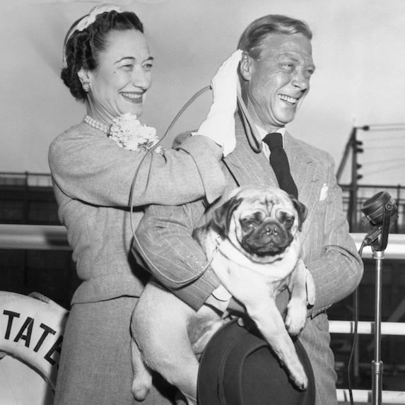 The Duke and Duchess of Windsor
