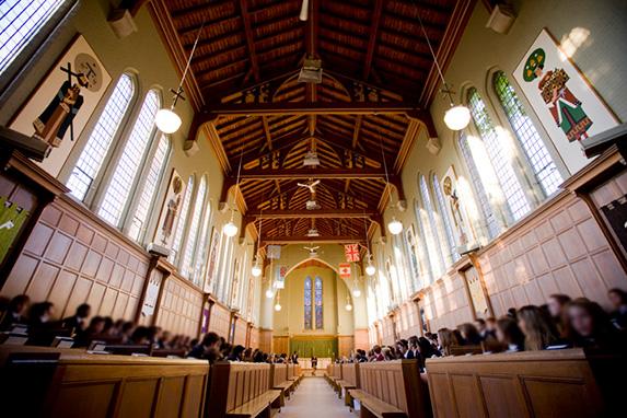 TCS (Trinity College School)