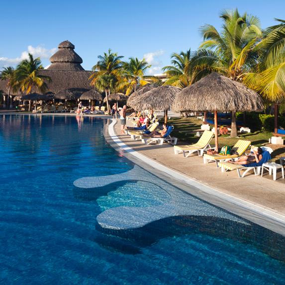 Resort in Varadero, Cuba