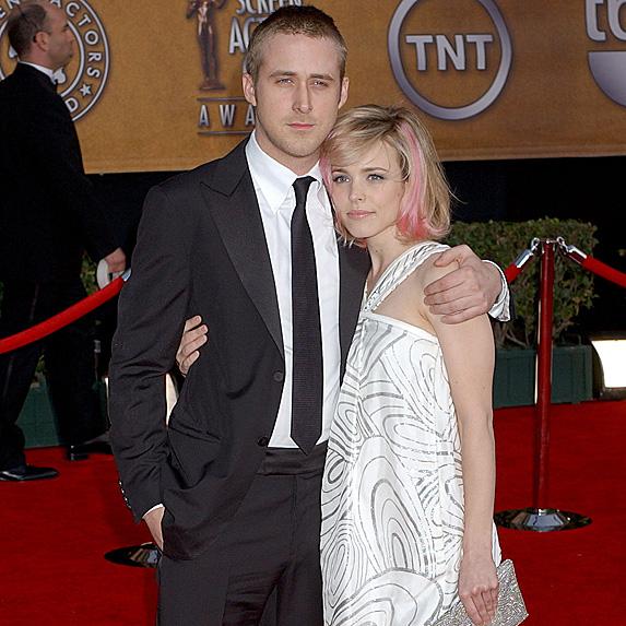 Ryan Gosling and Rachel McAdams