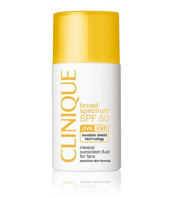 Clinique Mineral Sunscreen Fluid Spf 50