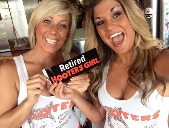 Hooters Brittany
