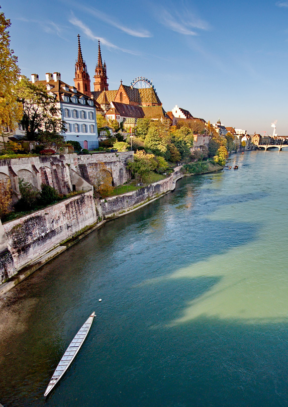 Basel, Switzerland most expensive