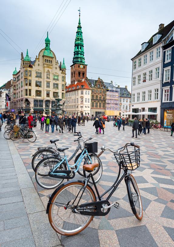 Copenhagen, Denmark living expenses