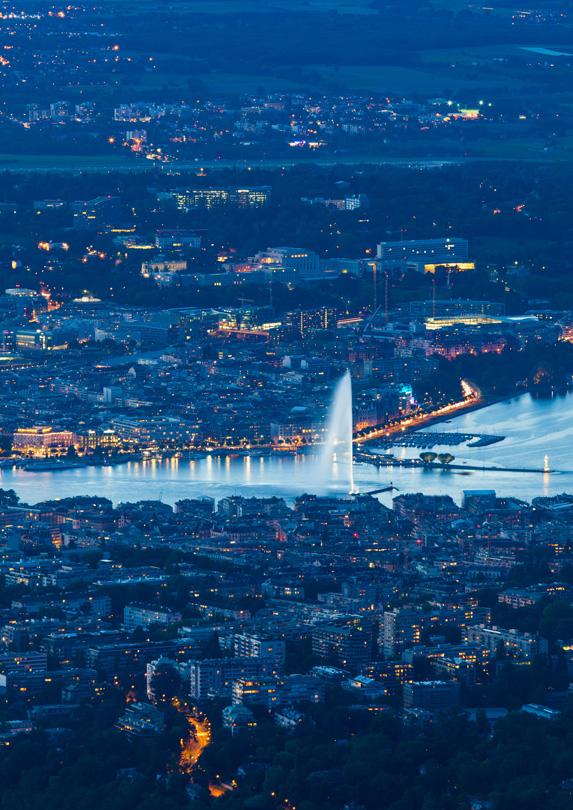 Geneva, Switzerland most expensive