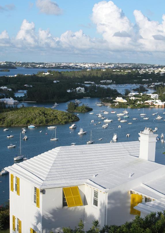 Hamilton, Bermuda most expensive