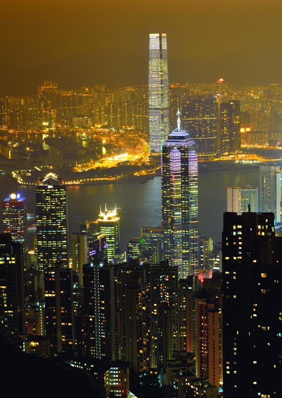 Hong Kong most expensive