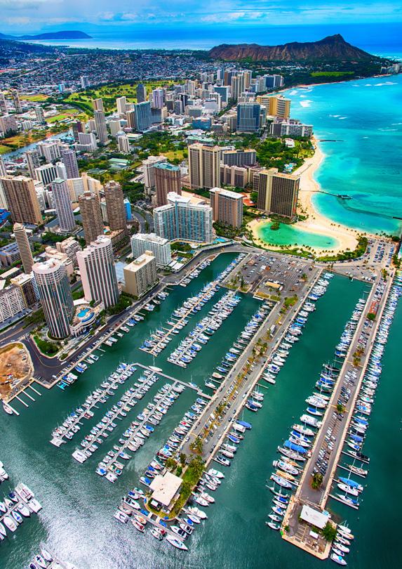 Honolulu, Hawaii expensive city