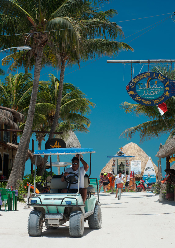 Isla Holbox, Mexico in June