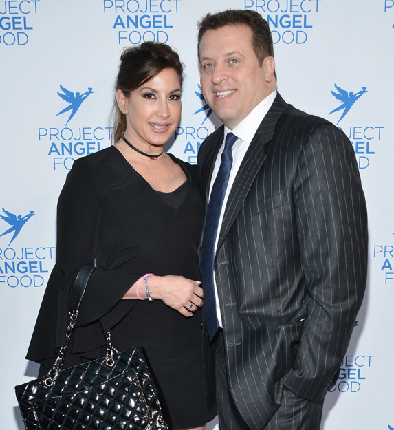 Jacqueline and Chris Laurita reportedly owed $338,337 in taxes