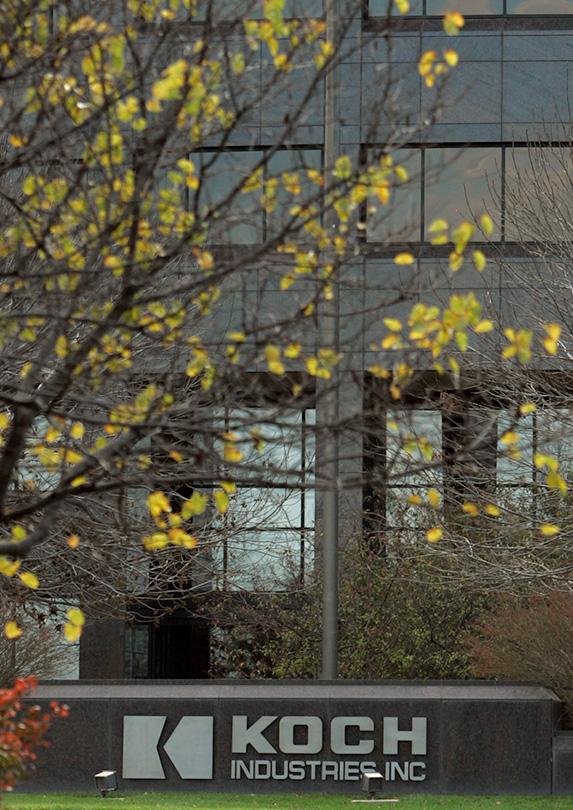 Koch Building