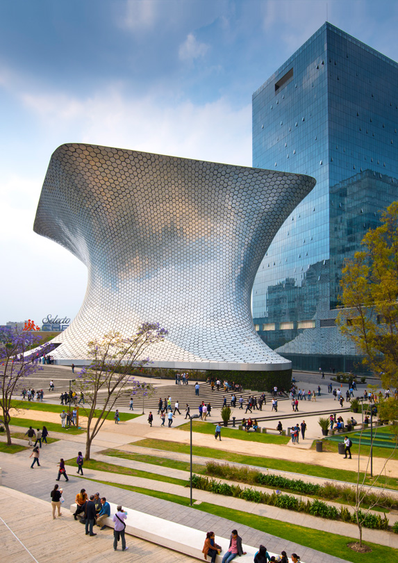 Mexico City, Mexico in June