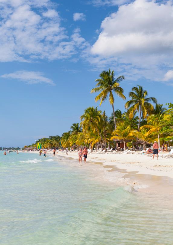 Negril, Jamaica in June