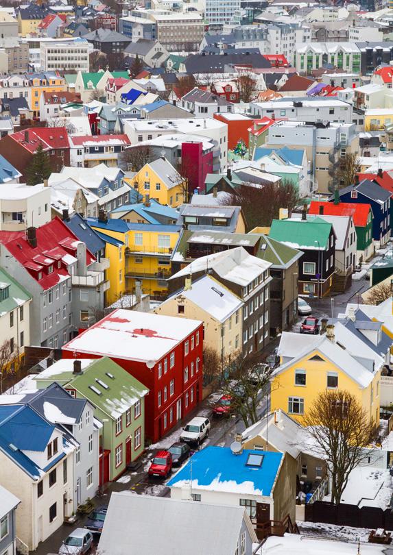 Reykjavik, Iceland most expensive