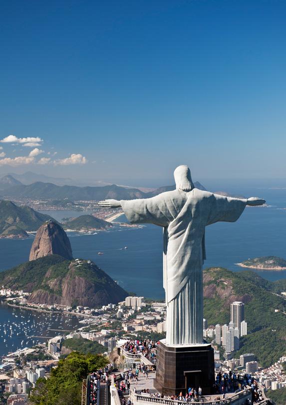 Rio de Janeiro, Brazil in June