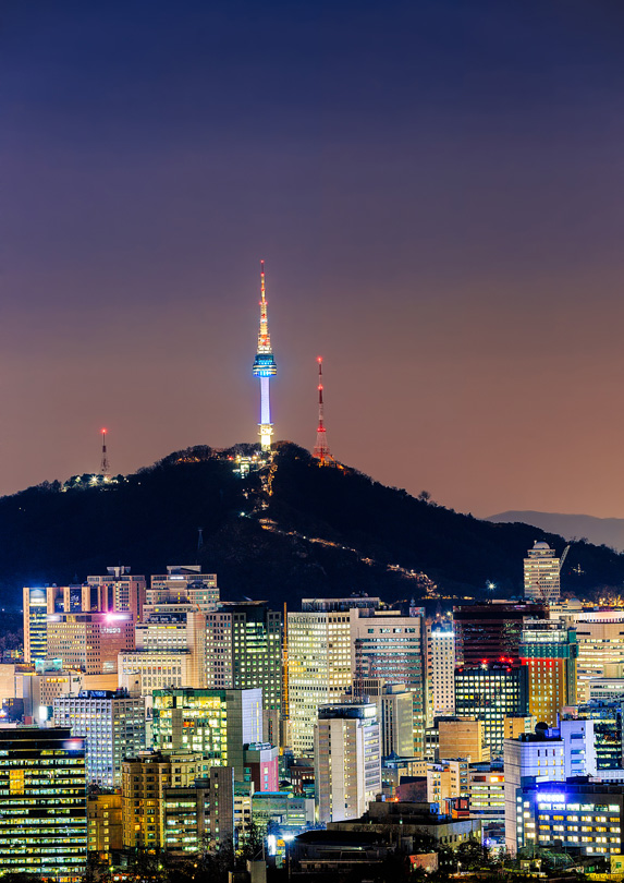 Seoul, South Korea expensive city