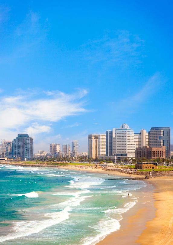 Tel Aviv, Israel cost of living