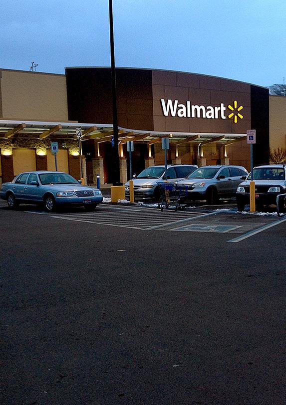 heirs to Walmart