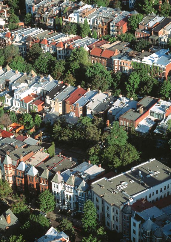 Washington, D.C. expensive city