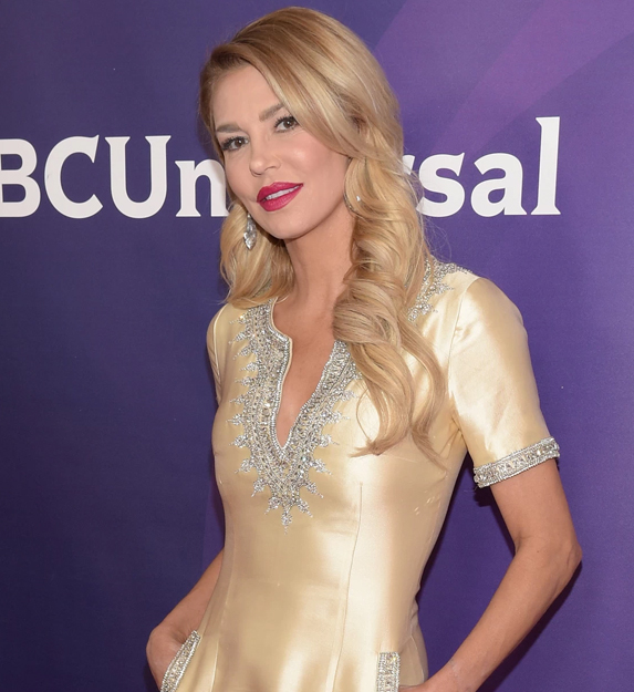 Brandi Glanville reportedly owed $112,000 in taxes