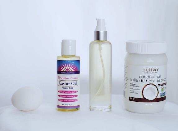 DIY Coconut Oil Hair Mask Recipe