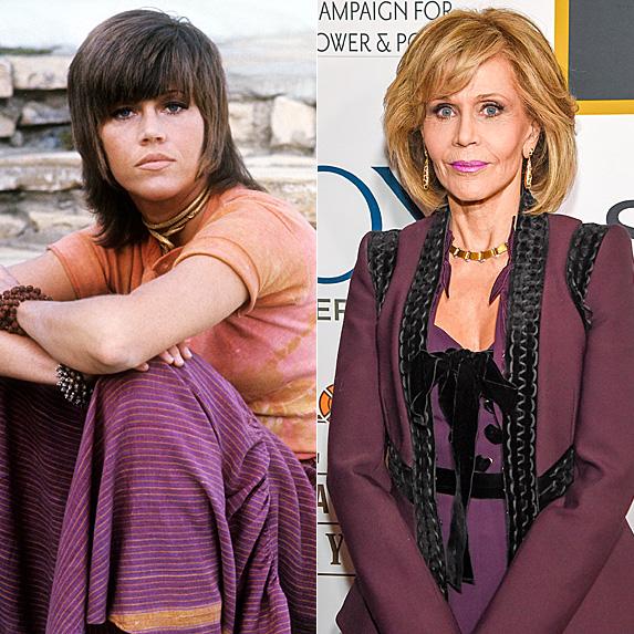 Jane Fonda jaw surgery
