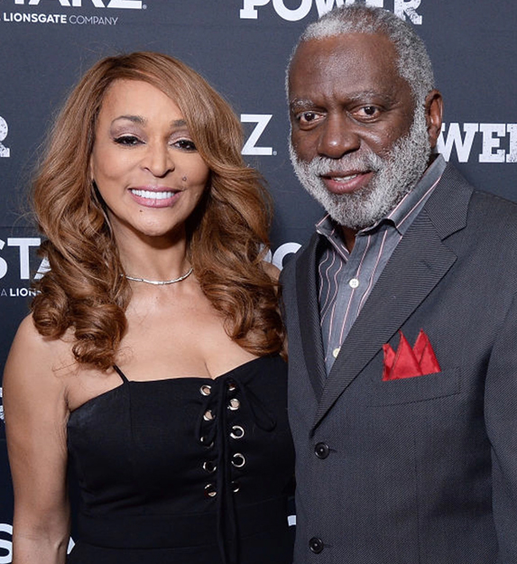 Karen and Ray Huger reportedly owed $118,000 in taxes