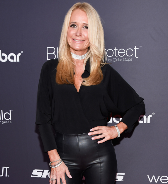 Kim Richards reportedly owes $118,000 in taxes