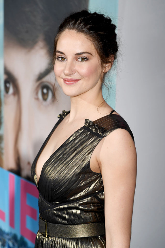 Shailene Woodley's Clay