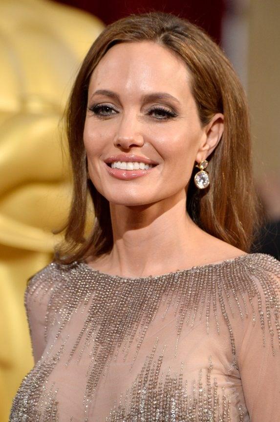 Angelina Jolie's caviar body treatment