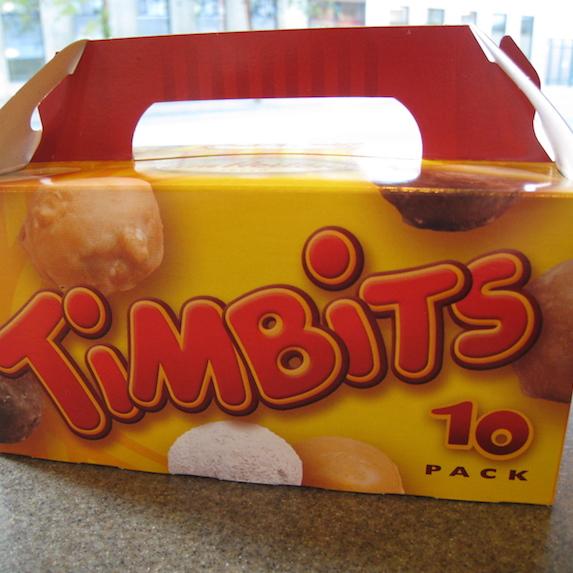 Box of Timbits