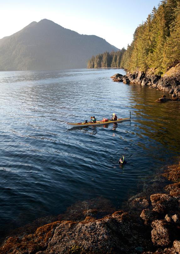 Haida Gwaii, British Columbia