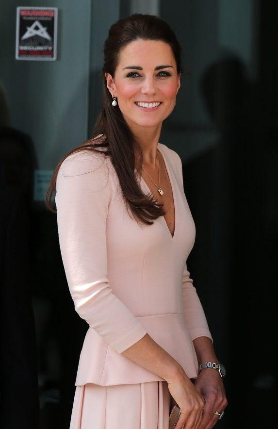 Kate Middleton's bee venom mask