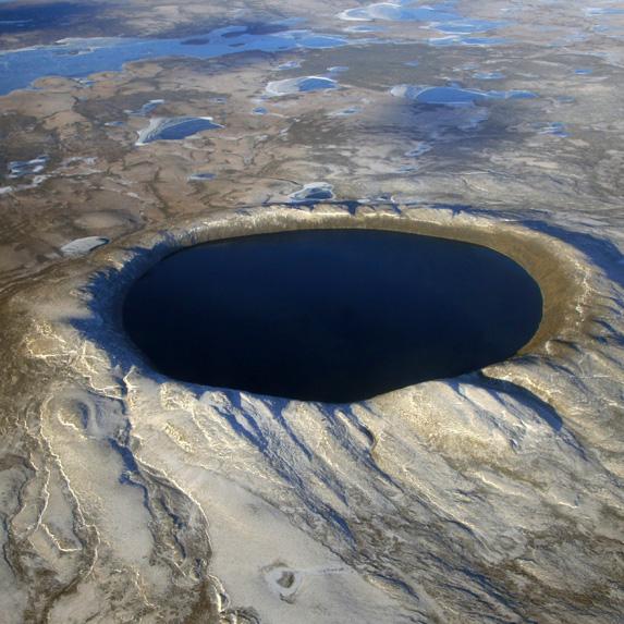 Pingualuit Crater Lake, Quebec