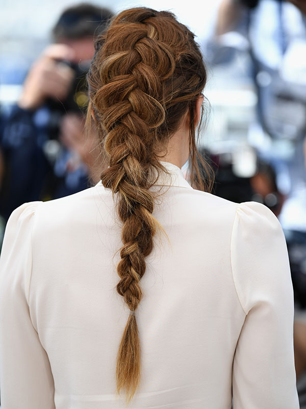 The Twisted French Braid