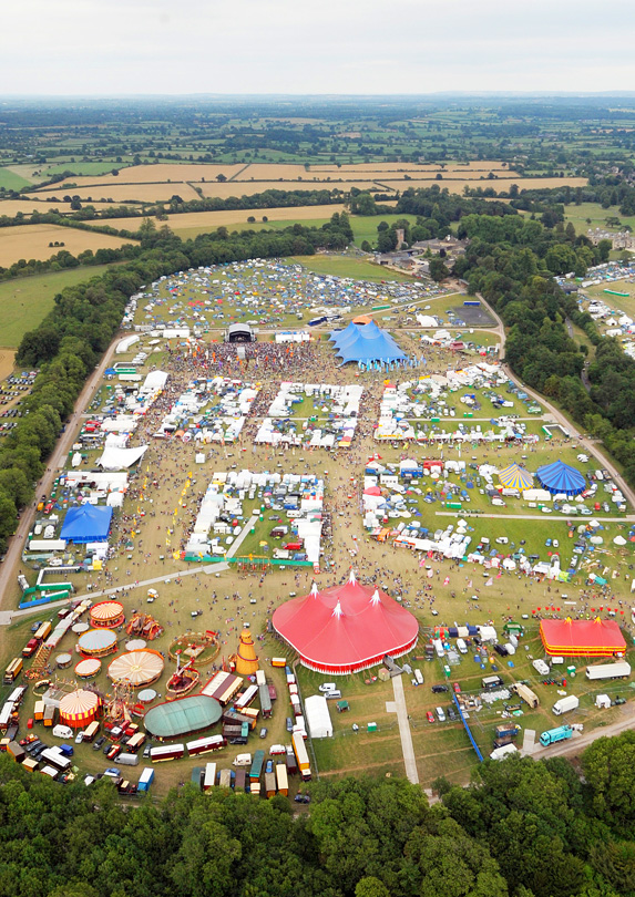 WOMAD in Wiltshire, United Kingdom