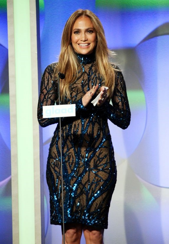 Jennifer Lopez's placenta facials