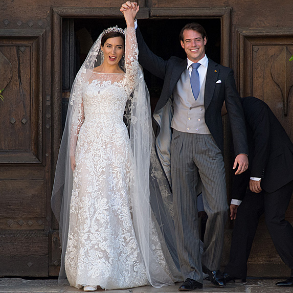 Princess Claire and Prince Felix