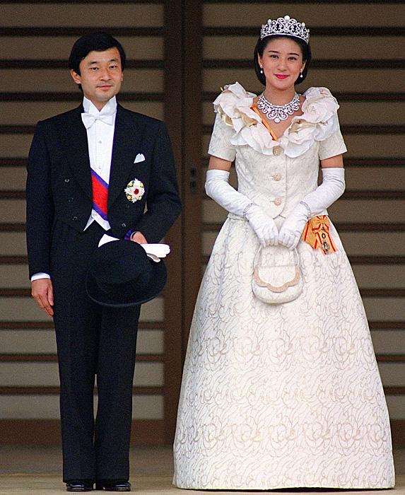 Princess Masako and Prince Naruhito