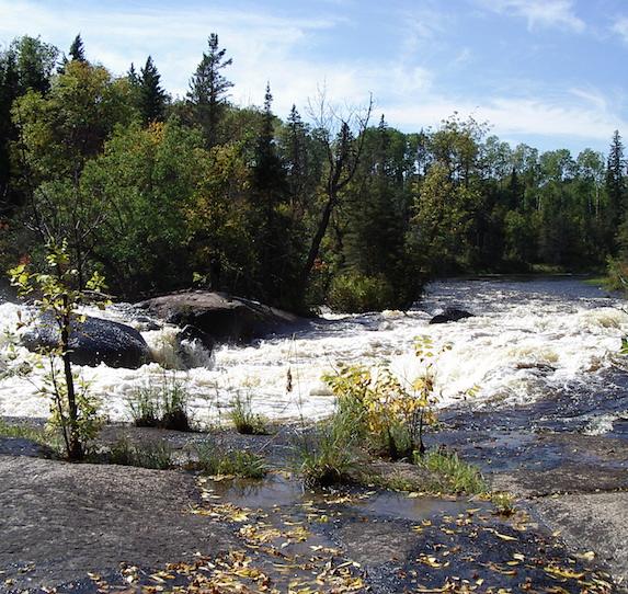 Whiteshell Provincial Park trails