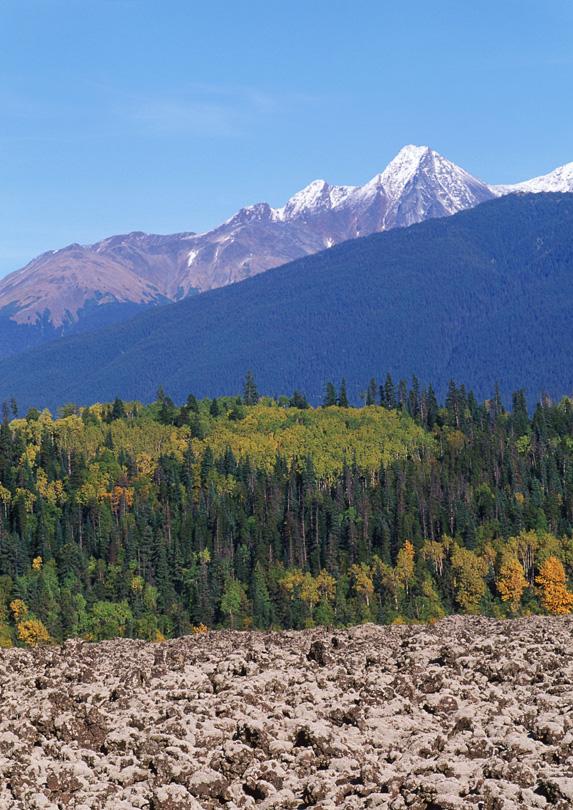 Nisga'a Memorial Lava Bed Provincial Park, British Columbia