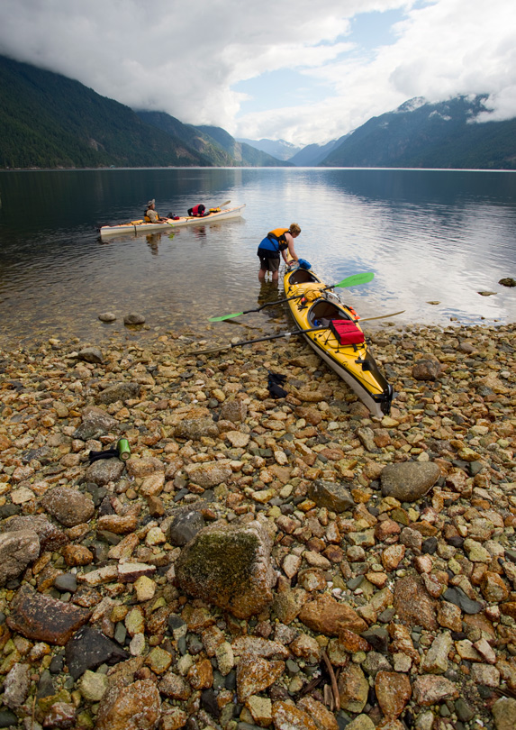 Porpoise Bay, British Columbia
