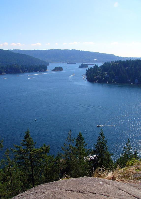 Quarry Rock, North Vancouver, British Columbia