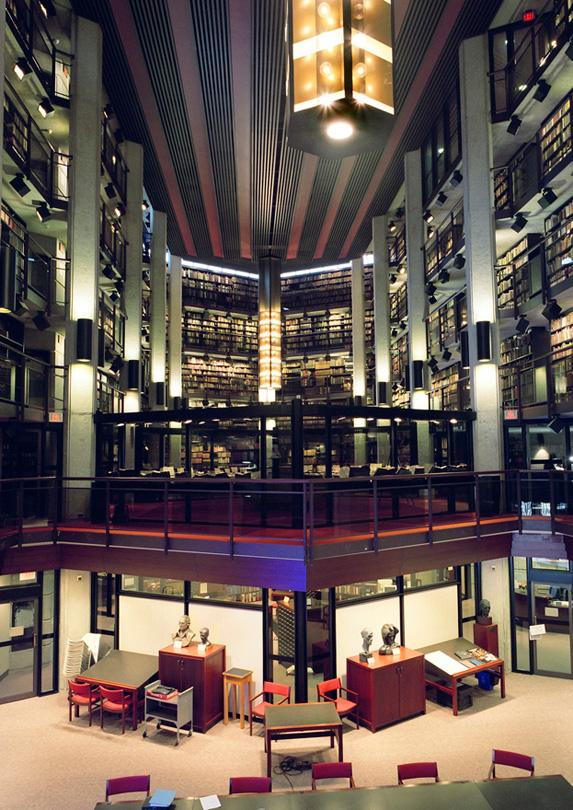 Thomas Fisher Rare Book Library, Toronto, Ontario