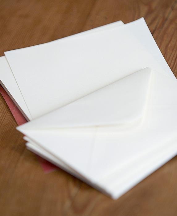 Handful of envelopes