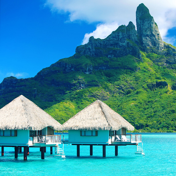 Vacation rentals in Bora Bora, French Polynesia